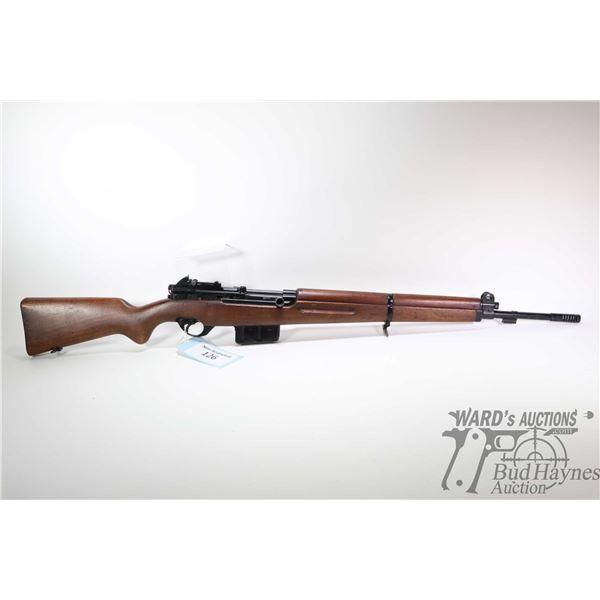 Non-Restricted rifle FN 49 Non-Restricted rifle FN model 49 7x57 Mauser five shot semi automatic w/