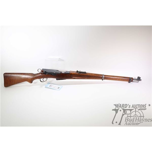 Non-Restricted rifle Schmidt Rubin 1889/1900 Short Non-Restricted rifle Schmidt Rubin model 1889/190