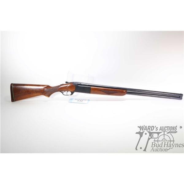 Non-Restricted shotgun Marlin model 90, 12 Ga 2 3/4  two shot hinge break, w/ bbl length 28  [Blued