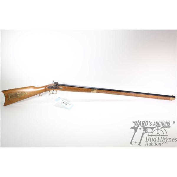 Non-Restricted rifle FIE model Muzzle Loading Repro., .45 Perc Single Shot percussion, w/ bbl length