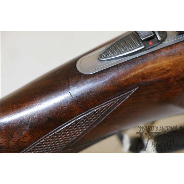 Non-Restricted shotgun Beretta model S687, 12Ga 3  two shot hinge break, w/ bbl length 28  & 29 1/2