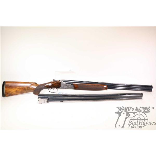 """Non-Restricted shotgun Rottweil model Olympia 72 Skeet, 12Ga 2 3/4"""" two shot hinge break, w/ bbl len"""