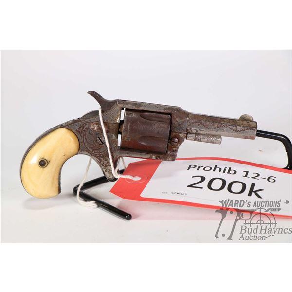Prohib 12-6 handgun Lee Arms Company Red Jacket No Prohib 12-6 handgun Lee Arms Company model Red Ja