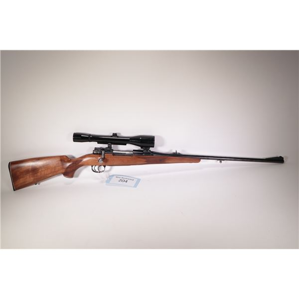Non-Restricted German Custom Bolt Action Non-Restricted German Custom model Bolt Action 7x57 w/ bbl