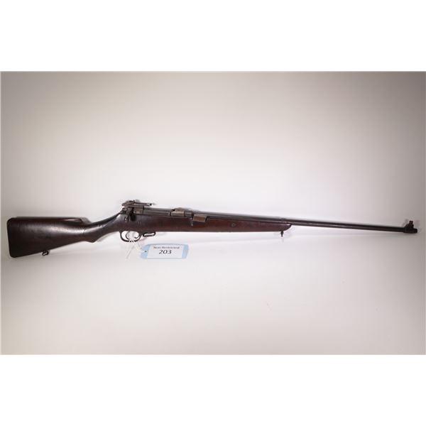 "Non-Restricted Ross Rifle 1905 Non-Restricted Ross Rifle model 1905 303 Brit w/ bbl length 28"" seria"