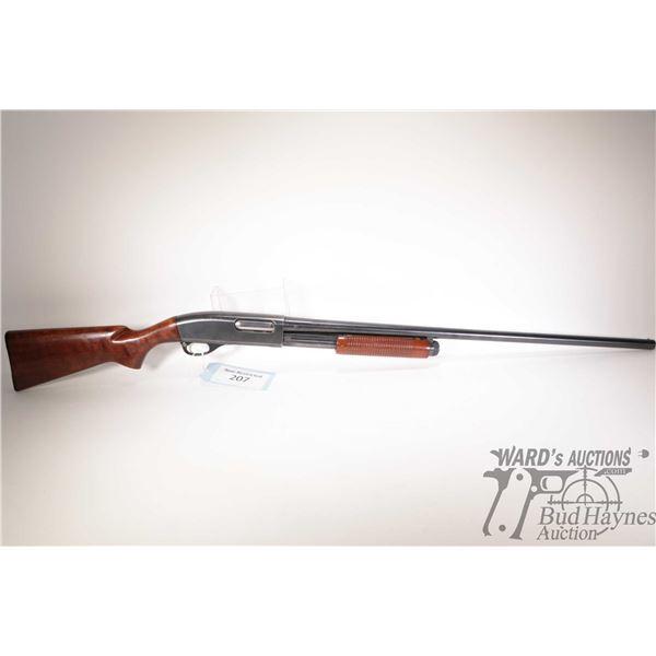 "Non-Restricted Remington Wingmaster 870 Non-Restricted Remington model Wingmaster 870 12Ga 2 3/4"" w/"