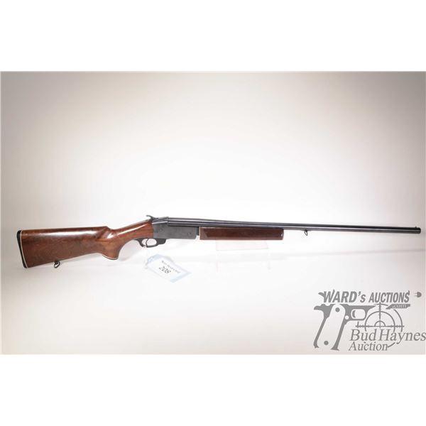 "Non-Restricted Remington 812 Non-Restricted Remington model 812 20Ga 2 3/4"" Single Shot w/ bbl lengt"
