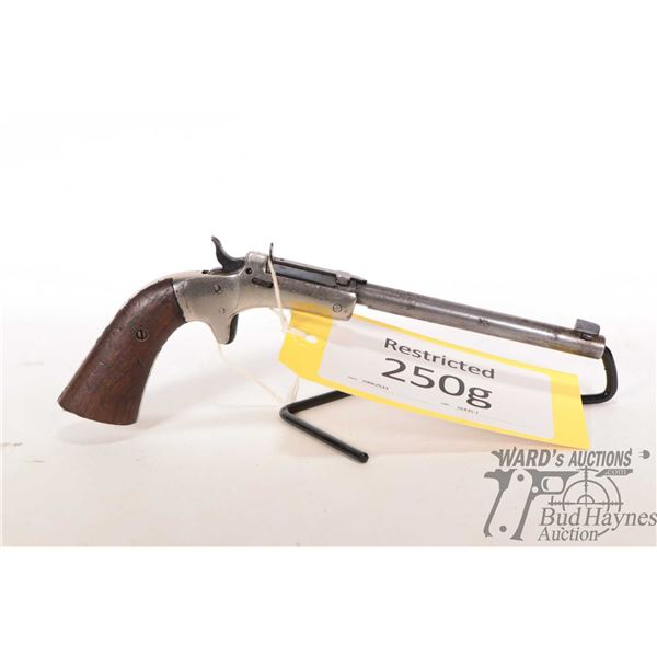 Restricted Stevens Diamond No 43 2nd Issue Restricted Stevens model Diamond No 43 2nd Issue 22LR Sin