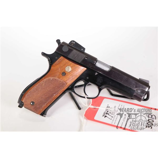 Prohib 12-6 Ruger Security-Six Prohib 12-6 Ruger model Security-Six 357 Magnum 6 Shot w/ bbl length