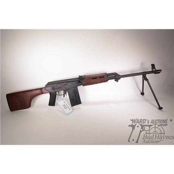 "Non-Restricted Valmet M78 Non-Restricted Valmet model M78 308 5 Shot w/ bbl length 21 1/2"" serial #"