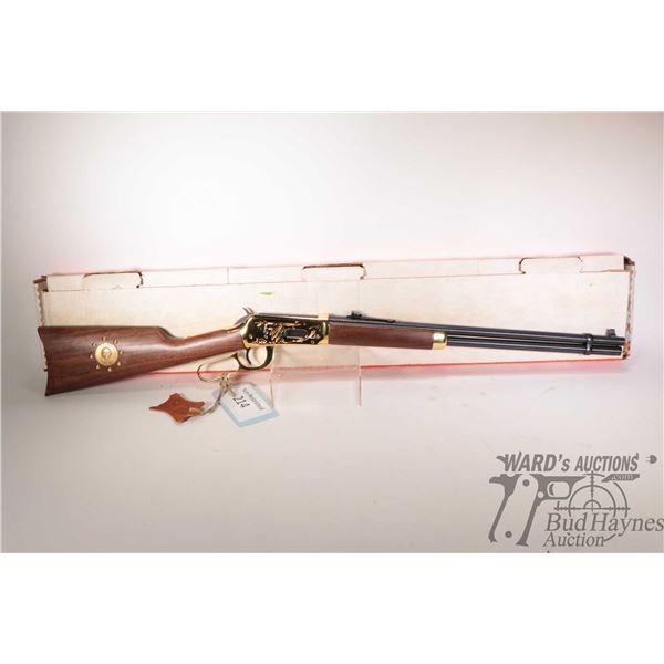 Non-Restricted Winchester 94 (Sioux Carbine) Non-Restricted Winchester model 94 (Sioux Carbine) 30-3