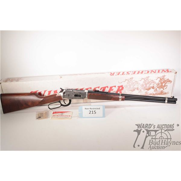 """Non-Restricted Winchester 94AE Non-Restricted Winchester model 94AE 30-30 Win w/ bbl length 20"""" seri"""