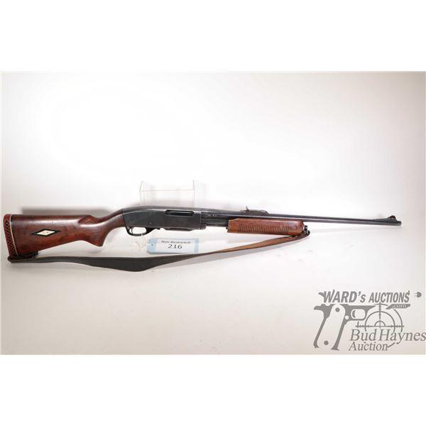 Non-Restricted Remington 760 Gamemaster Non-Restricted Remington model 760 Gamemaster 270. Win w/ bb