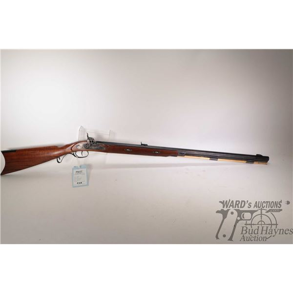Non-Restricted Lyman Great Plains Rifle Non-Restricted Lyman model Great Plains Rifle .50 Percussion