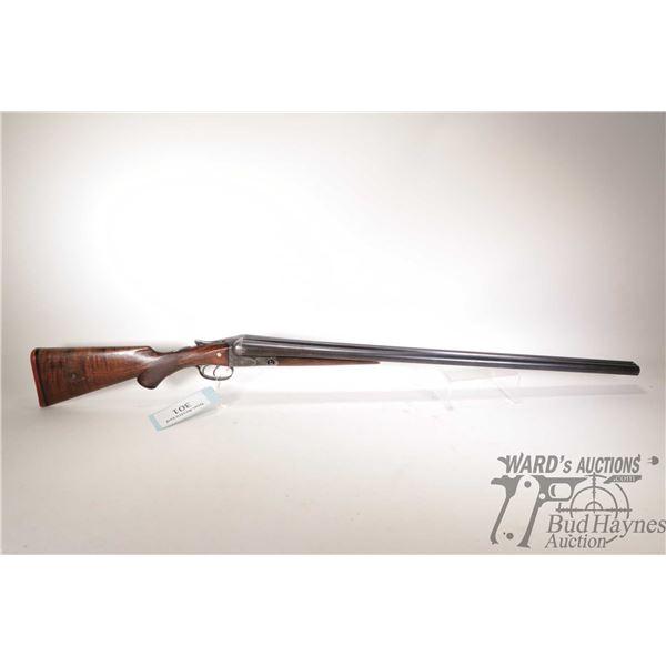 """Non-Restricted Fox Sterlingworth SXS Non-Restricted Fox Sterlingworth model SXS 12Ga 2 3/4"""" 2 Shot w"""