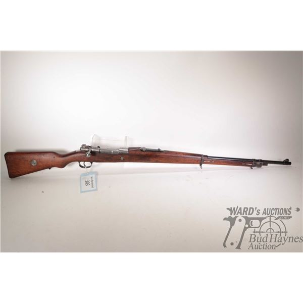 """Non-Restricted Styer 1912 Mauser Non-Restricted Styer model 1912 Mauser 7x57 w/ bbl length 29 1/2"""" s"""