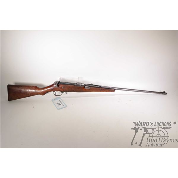 """Non-Restricted Ross 1905 Non-Restricted Ross model 1905 303 w/ bbl length 26"""" serial # 6709. NOTE: D"""