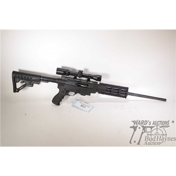"""Non-Restricted Remington 597 Non-Restricted Remington model 597 22LR w/ bbl length 20"""" serial # 4275"""