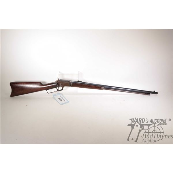 """Non-Restricted Marlin 92 Non-Restricted Marlin model 92 32 w/ bbl length 26"""" serial # 383235. NOTE:"""