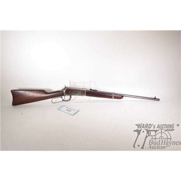 """Non-Restricted Winchester 1894 Non-Restricted Winchester model 1894 30 W.C.F w/ bbl length 20"""" seria"""