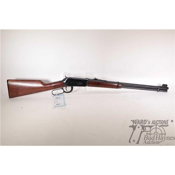 "Non-Restricted Winchester 94 Non-Restricted Winchester model 94 32 WIN. SPL. w/ bbl length 20"" seria"