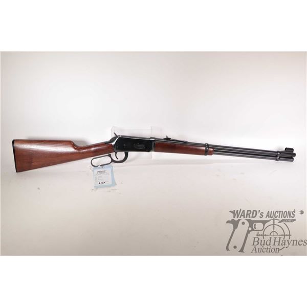 """Non-Restricted rifle Winchester model 94, 32 WIN. SPL. lever action, w/ bbl length 20"""" [Blued barrel"""