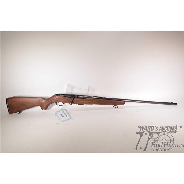 Non-Restricted rifle Mossberg & Sons model 640 KA, .22 Mag five shot (?) bolt action, w/ bbl length