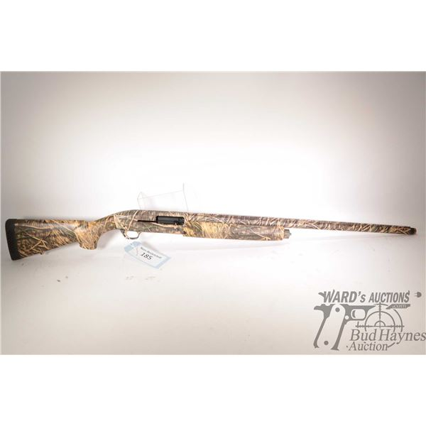 """Non-Restricted Browning Gold Hunter Non-Restricted Browning model Gold Hunter 12Ga 3 1/2"""" w/ bbl len"""