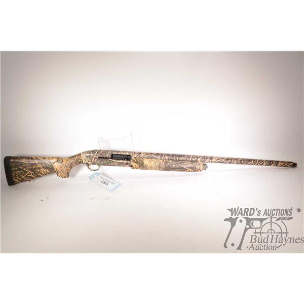 "Non-Restricted shotgun Browning model Gold Hunter, 12 Ga 3 1/2"" semi automatic, w/ bbl length 28"" [R"