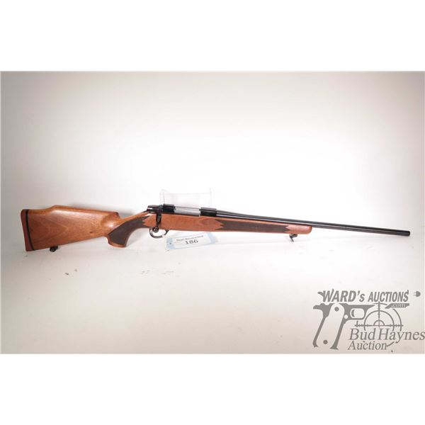 "Non-Restricted rifle Sako model A II, .22-250 Rem bolt action, w/ bbl length 23"" [Blued barrel and r"