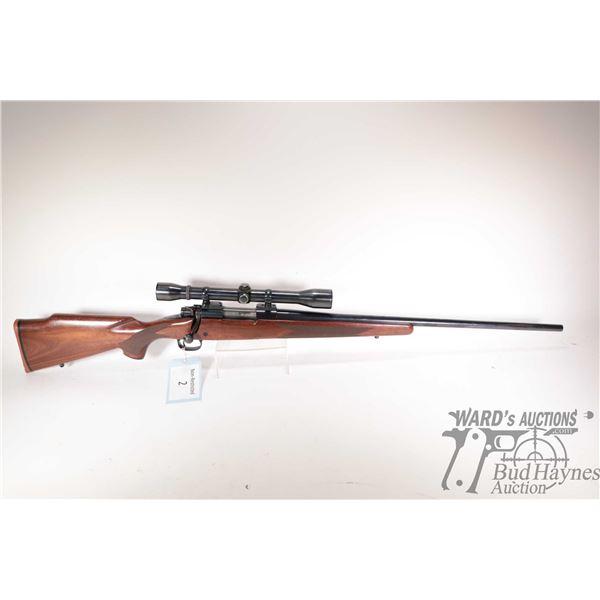 "Non-Restricted rifle Winchester model 70XTR Sporter Varmint, 223 Rem bolt action, w/ bbl length 24"""