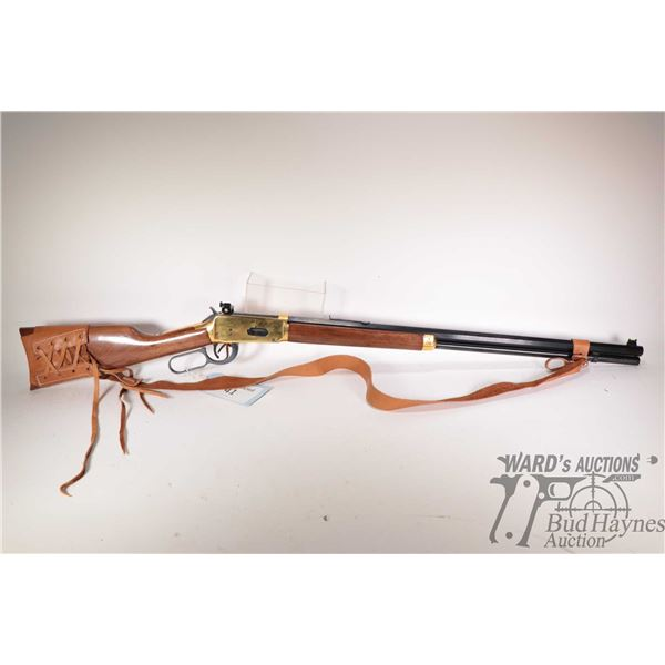 """Non-Restricted rifle Winchester model Centennial '66, .30-30 lever action, w/ bbl length 26"""" [Blued"""
