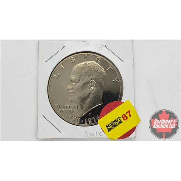 US One Dollar 1776-1976