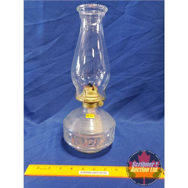 Coal Oil Lamp P&A Eagle Burner (See Pics)