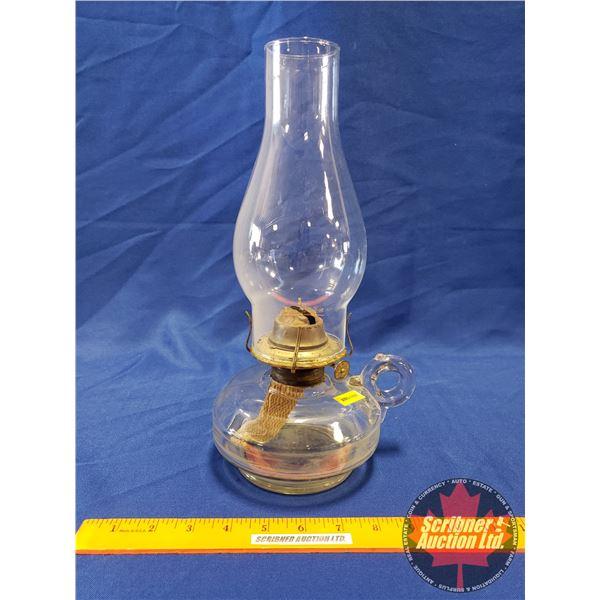 Finger Lamp P&A Eagle Burner