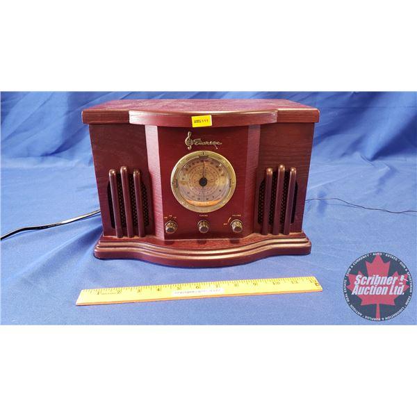 """Emerson Radio & CD Player (AM/FM) (8-1/2""""H x 12-1/2""""W x 8""""D)"""