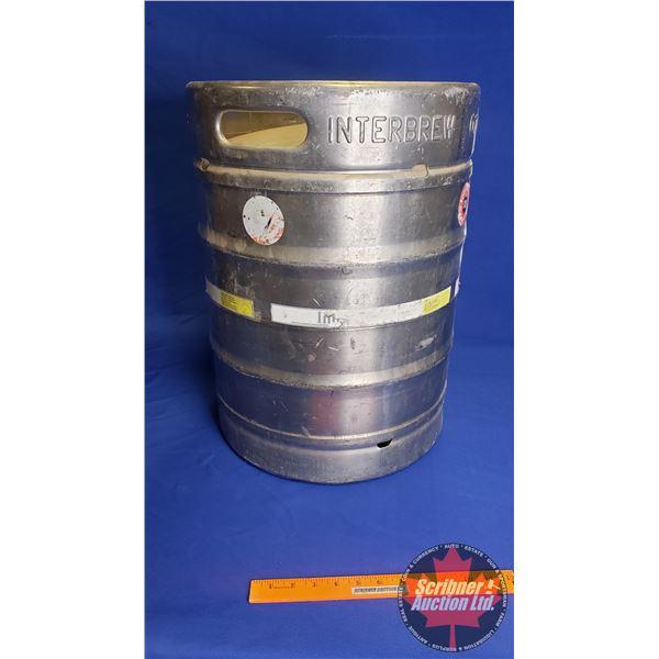 """Interbrew Keg (50L) (21""""H)"""
