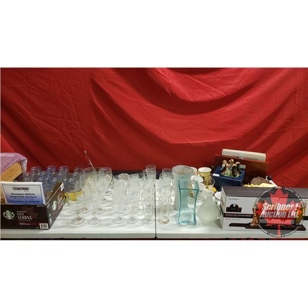 Large Collector Combo - Bulk Buy !! (Incl: Bar Glasses, Beer Tasting 6pc Set, Mugs, Books, etc)