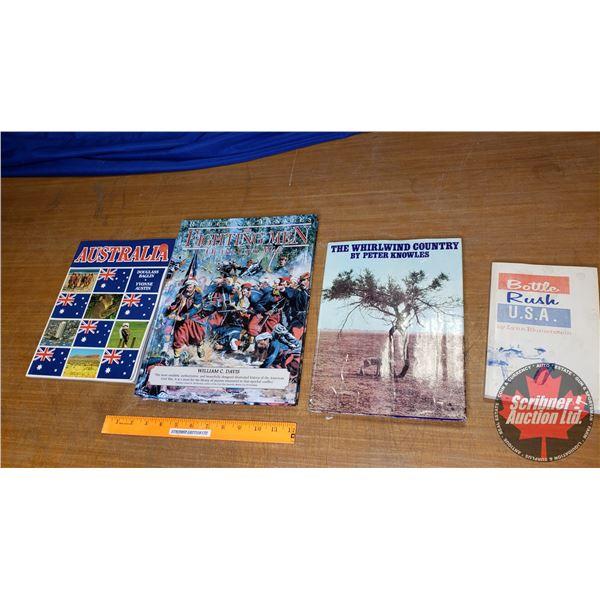 Tray Lot: International Books (Incl: Civil War, etc)