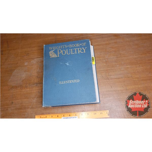Wrights Book of Poultry