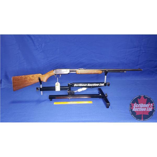 RIFLE: Winchester 61 Pump 22 SL/LR Takedown (S/N#63969)
