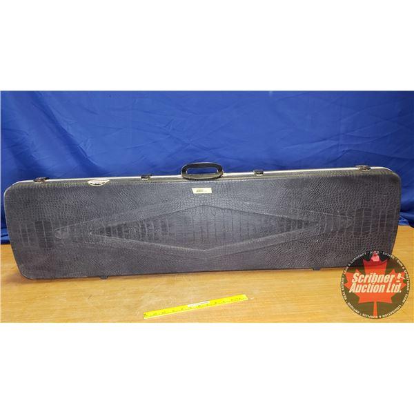 "Hard Shell Gun Case ""Gun Guard"" (14""H x 52""W x 5""D) with Kleenbore Shotgun Cleaning Rod"
