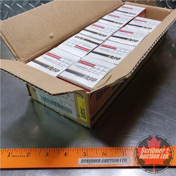 "AMMO: RIO High Velocity 410ga 3"" (#6 Shot) (9 Boxes of 25 = 225 Rnds Total)"
