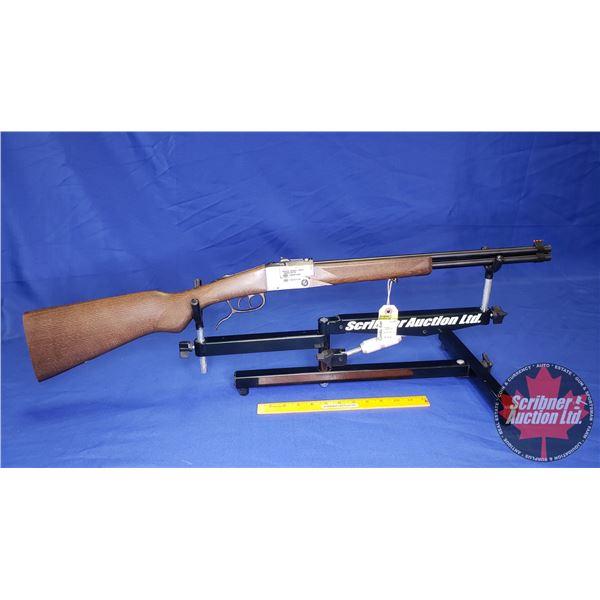 COMBO GUN: Chiappa Double Badger 22LR / .410-76 Break (S/N#18C07488) (Note: Missing Butt Plate)