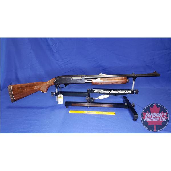 "SHOTGUN: Remington 870 Wingmaster Pump 12ga 2-3/4"" (S/N#V932290V)"