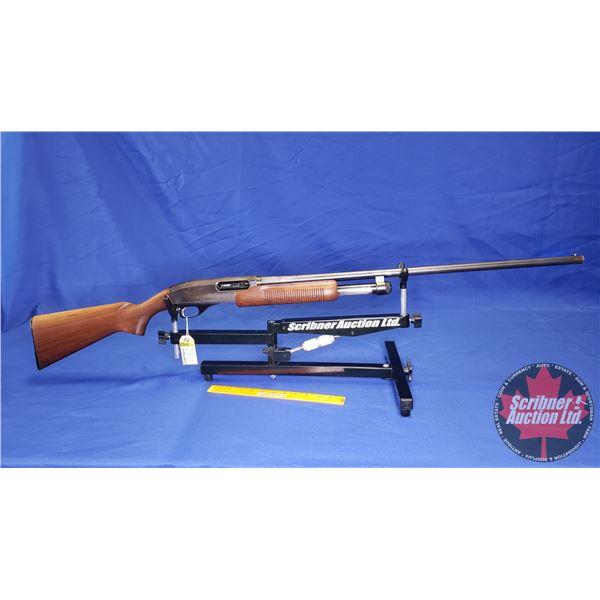 """SHOTGUN: Remington 870 Wingmaster 20ga 2-3/4"""" Pump (S/N#586398X)"""