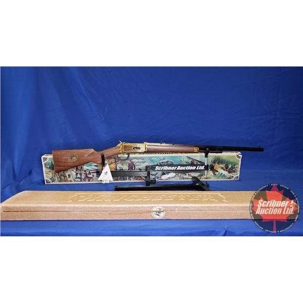 "RIFLE: Winchester Model 94 Northwest Territories Centennial 1870-1970 Lever 30-30 (oct bbl) ""Tomorro"