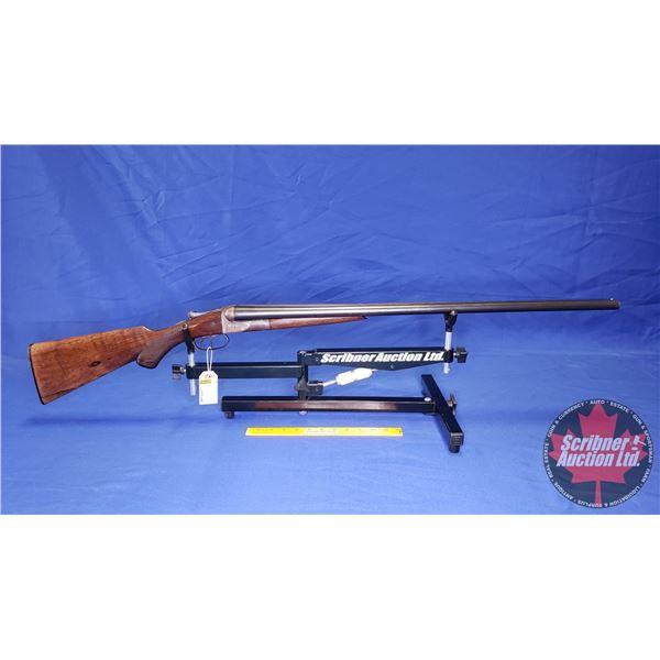 SHOTGUN: A.H. Fox Gun Co. Sterlingworth 12ga Break Side x Side (S/N#96802)