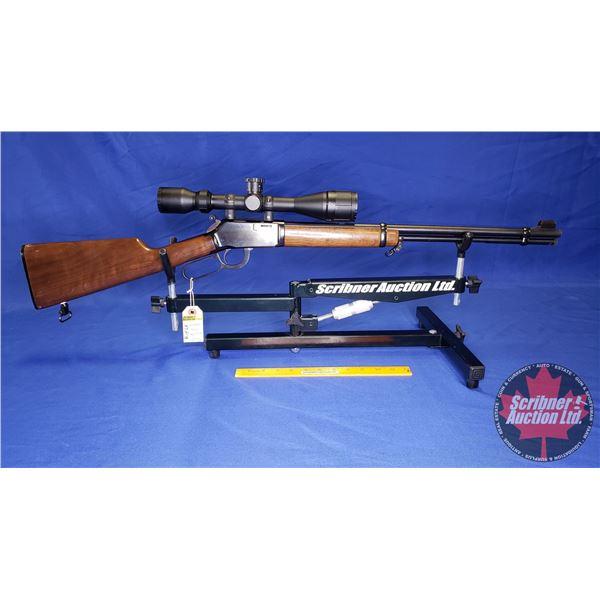 RIFLE: Winchester 9422 Lever 22SL/LR w/BSA Scope 3-9x40IR (S/N#F70255)