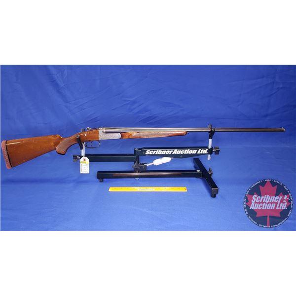 """SHOTGUN: Zabala Hermanoz Z.R.C. Made in Spain 410ga 3"""" Side x Side Break (S/N#T2162)"""